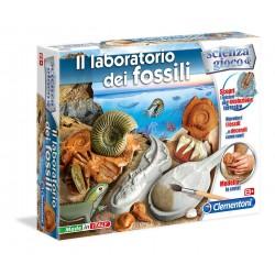 CLEM SCIENZA E GIOCO LABOR FOSSILI PVC 10.60