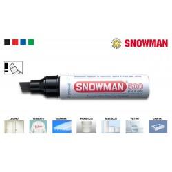 PENNARELLO SNOWMAN JUMBO BLU SINGOLO