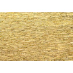 CARTA CRESPA 180 g METAL/5rt ORO GIALLO