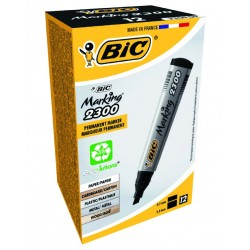 PENNARELLO BIC MARK 2300 PP NERO /12pz