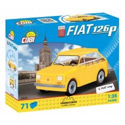 COBI FIAT 126P 71PCS 24530