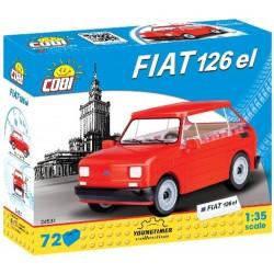 COBI FIAT 126 1994-1999  72PCS 24531