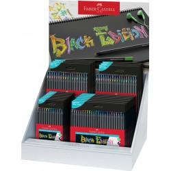 Colori Pastello Faber Black edition EXP