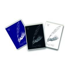 Bloc Notes Pigna Mont Blanc Fg70 21X29 5m 10pz
