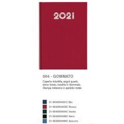 Agenda 2021 14,5x20,5 Giornaliera Gommato