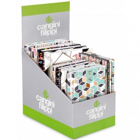 Agenda 2021 CANGINI Expo Geometric 12 pz mix