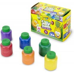 CRAYOLA SILLY SCENTS DA 6 WASHABLE POINT