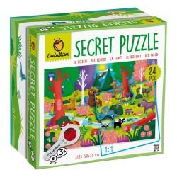 Ludattica Secret Puzzle collect Il Bosco