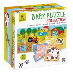 Ludattica Baby Puzzle collect.La Fattoria