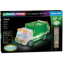 LASER PEGS 12IN1 TRUCK PVP 49.90
