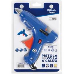 Pistola termica incollatrice Koala 40watt