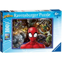Puzzle Ravensburger  100 Spiderman