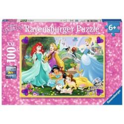 Puzzle Ravensburger  100 Principesse Disney