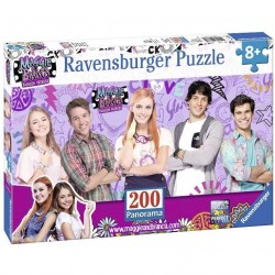 Puzzle Ravensburger  200 Bianca&Maggie Panorama