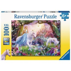 Puzzle Ravensburger  100 Magical Unicorn