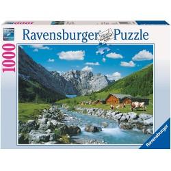 Puzzle Ravensburger 1000 Austria Monti