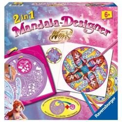Gioco Ravensburger Mandala Winx