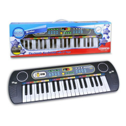 Tastiera Bontempi 123780 37ts Elettrica USB