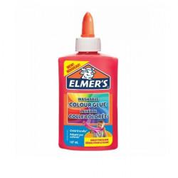 ELMER'S colla liquida col rosa opaco 147 ml