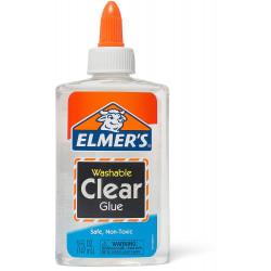 ELMER'S COLLA trasparente 147ML /6pz
