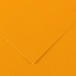 Cartoncino fluo Canson 50x65 250gr 25fg arancio