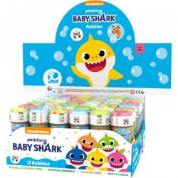 Bolle di sapone Baby Shark exp 36pz
