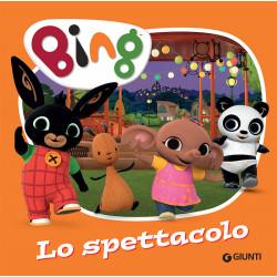 GIUNTI LIBRO BING LO SPETTACOLO
