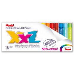 Pastelli a olio Arts Pentel xxl  16col