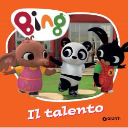 Giunti Libro Bing Il Talento