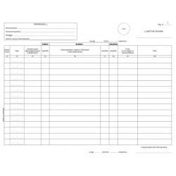 D1321.01200 Registro carico-scarico stupefacenti per unità operative