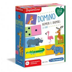 Clementoni Sapientino Domino Animali e Numeri