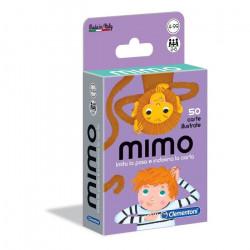 Clementoni Carte da gioco - Mimo