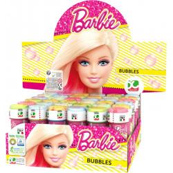 Bolle di sapone Barbie exp 36pz