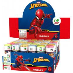 Bolle di Sapone Spiderman 36PZ