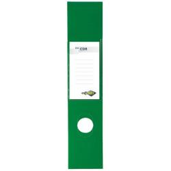 Copridorso Sei Rota per Registratore 7x34,5 Cm Verde 10pezzi