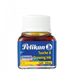 Inchiostro di China Pelikan Boccetta GIALLO 05 10p