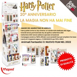 Espositore Maped Harry Potter
