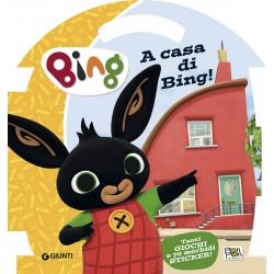 Giunti Libro Bing A Casa Di Bing Stickers