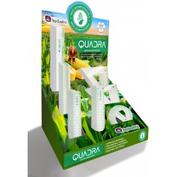 Espositore Squadra Top Quadra Display 84pz Green