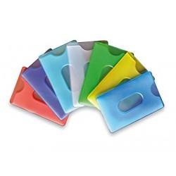 Portacards con foro B300MC /70pz