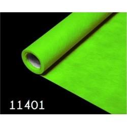 Tovaglia Runner Verde in TNT 4,8x0.38 Metri